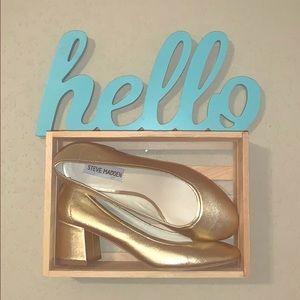 NWOT Steve Madden heels